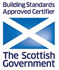 Scottish Government Building Standards Approved Certifier